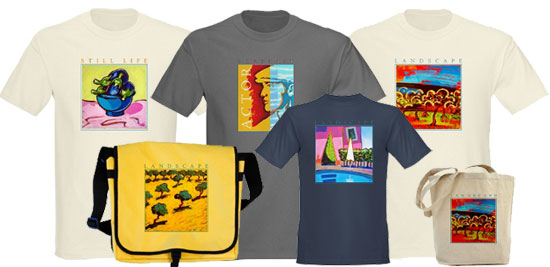 art 4 shirts, art t shirts, bags and more....
